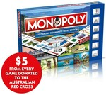 Monopoly Australia Community Relief Edition $15 (Was $59) + Delivery ($0 C&C/ in-Store) @ BIG W