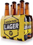 [NSW, VIC, ACT, WA] Moon Dog Lager Bottles 6 Pack $12.99 @ ALDI