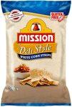 Mission Deli Style White Corn Strips 500g $2.75 (Min Order 3) + Delivery ($0 with Prime / $39 Spend) @ Amazon AU