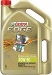 Castrol EDGE Engine Oil 10W-30 5 Litre $31.49 (Was $62.99) + Delivery ($0 with $99 Spend/ C&C) @ Supercheap Auto