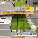 [QLD] IKEA Ladda Rechargeable Battery 4pk (AA and AAA) for $8.99 at IKEA (Logan)