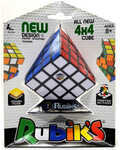 ½ Price Rubik's Puzzles: Cube (4×4) $13.50, Race Game (2-Player) $9.50, Cube (2×2) $7.50 + Del ($0 C&C /In-Store) @ BIG W