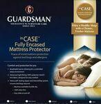 Guardsman Incase Fully Encased Mattress Protector King $40 Delivered (RRP $99.95) @ umar511986 eBay