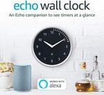[Prime] Echo Wall Clock $24.50 (50% off) Delivered @ Amazon AU