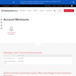 $0/Month Account Keeping Fee for All Accounts (Was US$10/Month) @ Interactive Brokers