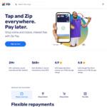 [Zip] 18% Cashback at The Iconic When Purchasing via The Zip App (Zip Rewards)