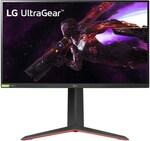 "LG 27"" UltraGear 27GP83B-B QHD IPS 165Hz 1ms HDR FreeSync Monitor $579 + Delivery ($0 to Metro Areas/ VIC C&C) @ Centre Com"