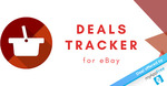[Android] Free - Deals Tracker for eBay PRO - Real Time Alerts (Was $5.99) @ Google Play