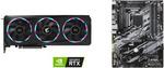 GIGABYTE AORUS GeForce RTX 3060 + GIGABYTE Z390 UD LGA Motherboard $966.46 Delivered @ Newegg