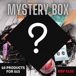 Mixed Box of 10 Beauty Products $15 (RRP Approx $120) + $9.95 Delivery ($0 with $60 Spend) @ Blissful Boxes