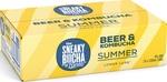 Sneaky Bucha of Byron Beer & Kombucha Variety (XPA or Summer) 24x330ml $30 + Delivery ($0-C&C) @ First Choice Liquor