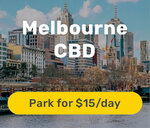 [VIC] 20% off Melbourne CBD and Carlton All Day Parking, from $12/Day @ Share with Oscar