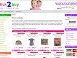 25% OFF Sitewide - All Baby and Kids Clothing, Wall Decor and Accessories