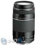 Canon EF 75-300mm F4-5.6 III Lense - $139 with Free Shipping DWI