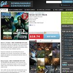 SEGA Scifi Pack (AvP, Binary Domain, Space Siege, Universe at War: Earth Assault) on PC - $18.74