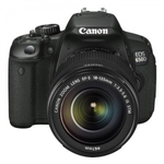 Only $839.28 for Canon EOS 650D Digital Camera Kit 18-135mm IS STM Lens Including Shipping