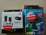 "Toys ""R"" Us Bankstown - PlayStation Move Starter Pack $29.98 & Charging Dock $4.98"