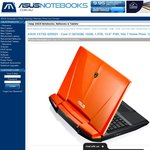 Refurbished Asus VX7SX-SZ052V (Orange Colour) Gaming Notebook - $999.95 Including Shipping