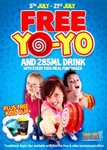 Free Yo-Yo & 285ml Drink with Kids Meal @ Great Food Great Value - ALH Pubs/Hotels [WA/SA/TAS]