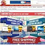 Samsung 840 SSD from $99 | 1TB EVO $729 Free Shipping + Lucky Draw BONUS Entries for OzBargain