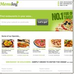 MENULOG $5 Off Your App Order With Code: ORDERTOWIN