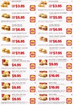 NEW Hungry Jacks Coupons (Valid through 31 Jan 2014)
