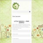 Free Samples of Little Angels Biodegradable & Compostable Women's Sanitary Products