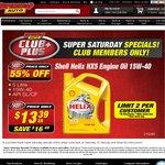 55% off Helix HX5 15W-40 Oil 5L $13.39 (Save $16.49) @ SuperCheap Auto - Membership Required