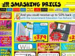 JB Hi-Fi - Trade in 2 or 3 Games and Get a New Release for Free