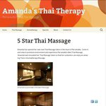 Mothers Day Aroma Massage Only $50/Hour Save 30% @ Amanda's Thai Therapy (Parramatta NSW)