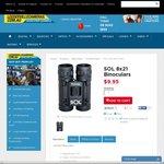 8x21 Sol Binoculars $9.95 Instore Pickup or $19.95 Australia Wide PERTH @ Leederville Cameras