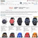 $59.99 Swiss Legend Men's Watches - Amazon's Gold Box Deals
