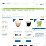 Double Walled Glasses 370ml Pack of 4 $14. Save $6. Shipping $0 to $15. Plus More @ Avancer