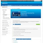 Citibank Simplicity Credit Card - No Late Fees. No Annual Fee. 0% BT for 12 Months