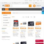Samsung Evo 8/16/32GB MicroSD $4.95/$9.80/OoS   64GB Pro SD $37.90   FREESHIPPING   PCByte
