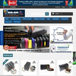 30% off CISS (Continuous Ink Supply System) from MIR-AUS