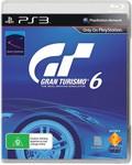 Gran Turismo 6 - PS3 $18 + More @ Harvey Norman