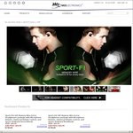 MEElectronics S6P Sports in-Ear Earphones w/Mic, Remote, Sport Armband US $19.99 + $6 Postage