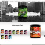 Gamma Labs G-Fuel 50% off, $18 + $10.28 USD Shipped