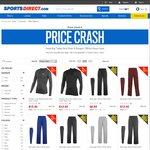 SportsDirect.com: Up to 90% off on Slazenger Kids & Mens Clothing
