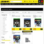 Batman Arkham Knight $69 JB Hi-Fi PS4 & Xbox One