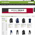 Adults' Thermaplus Thermals $20 (Was $49.98) + C&C or Free Shipping over $100 @ Kathmandu