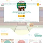 Krispy Kreme Click or Treat - Win a Buy One Get One Free Voucher