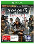 Assassins Creed Syndicate Xbox One & PS4 $51 w/Free Shipping @ Target eBay ($49.47 CashRewards)