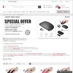 2.4GHz Wireless Mouse - FREE + US $1.99 (AU $2.56) Postage @ Zapals