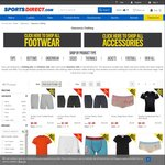 Up to 90% off Clothing and 80% off Footware Online + Postage @SportsDirect