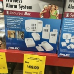 Arlec Wireless Alarm System $49 (Previously $130) @ Bunnings Warehouse