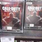 Call of Duty Black Ops III PC $35 @ Target