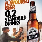 Perth - 168 St. Georges Terrace - Hahn Ultra Low Alcohol - FREE