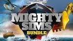 Mighty Sims Bundle @ BundleStars - 10 Games for $3.49 USD (~ $4.64 AUD)